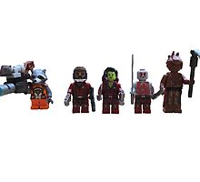LEGO Guardians of the Galaxy by jenni460