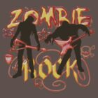 Rockin' Zombies. by Teeze