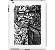 Jeff Lynn Portrait iPad Case/Skin