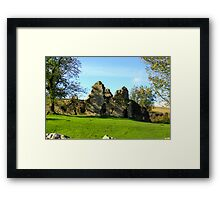 Pendragon Castle #1 Framed Print