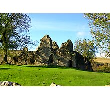 Pendragon Castle #1 Photographic Print