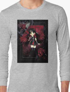 Goth Angel T shirt Long Sleeve T-Shirt