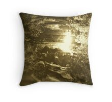 Garden of The Psalmist Throw Pillow