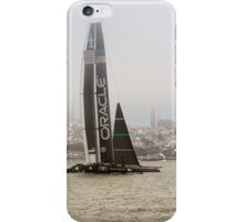 Oracle Team USA iPhone Case/Skin