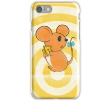 I got the Cheese,  but... iPhone Case/Skin