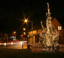 The Christmas Tree at Batford by Roantrum