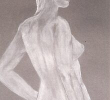 Nude#3 by williampaul