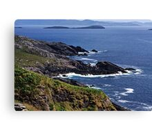 Atlantic Coast Ireland Canvas Print
