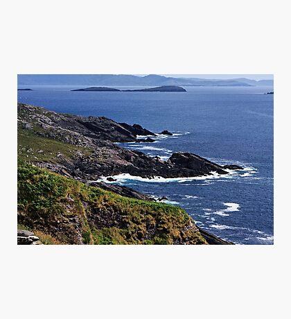Atlantic Coast Ireland Photographic Print