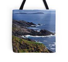 Atlantic Coast Ireland Tote Bag
