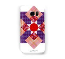 SCRAPBOOK PAPER FIGURE Samsung Galaxy Case/Skin