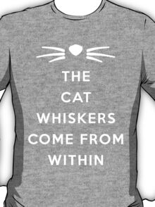 WHISKERS II T-Shirt