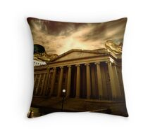 treasure hunters Throw Pillow