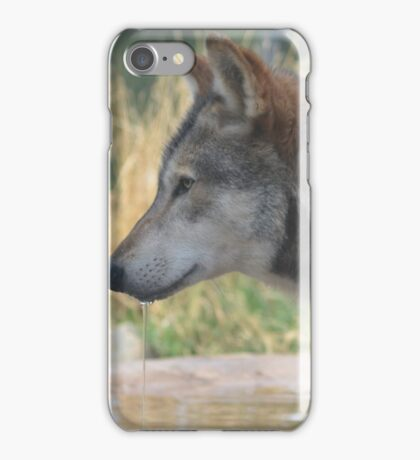 Having a Drink iPhone Case/Skin
