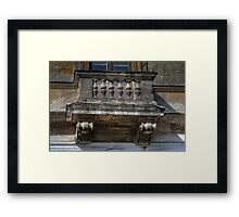 Free Fall Ready Framed Print