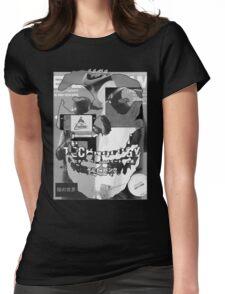 cherry world Womens Fitted T-Shirt
