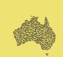 Bike Australia  T-Shirt