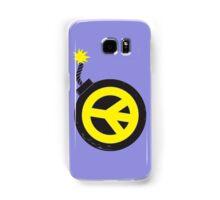 Peace Bomb Samsung Galaxy Case/Skin