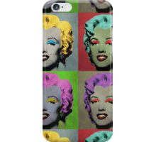 Vampire Marilyn set of 4 iPhone Case/Skin