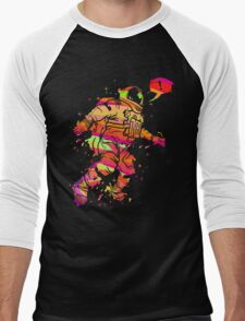 Spaced Out Men's Baseball ¾ T-Shirt