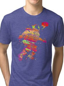 Spaced Out Tri-blend T-Shirt