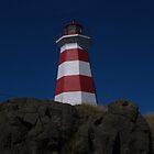 West Head - Briar Island by Gerry Curry