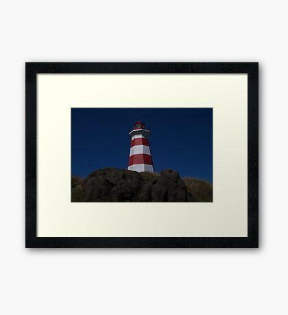 West Head - Briar Island Framed Print