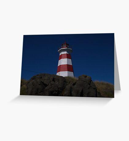 West Head - Briar Island Greeting Card