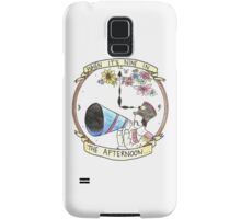 patd - Nine In The Afternoon Samsung Galaxy Case/Skin