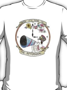 patd - Nine In The Afternoon T-Shirt