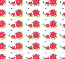 Grapefruit Splash by birdsatmywindow