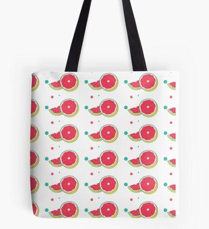 Grapefruit Splash Tote Bag