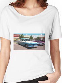 1957 Meteor Niagara 300 Women's Relaxed Fit T-Shirt