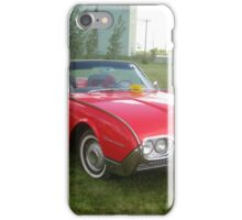 1962 Ford Thunderbird iPhone Case/Skin