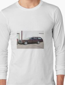 1974 Plymouth Gran Fury Long Sleeve T-Shirt