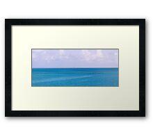 Bermuda Framed Print