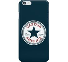 Cap. All Stars iPhone Case/Skin