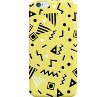 Zigzag Party by Andrea Lauren iPhone Case/Skin
