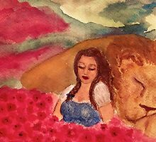 Poppies and Sleep by Jen Hallbrown