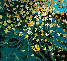 FLOWERS by Linda Arthurs