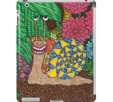 Snail's Eye View iPad Case/Skin