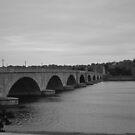 Arlington Bridge   by Tracey Hampton