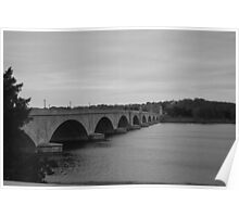 Arlington Bridge   Poster