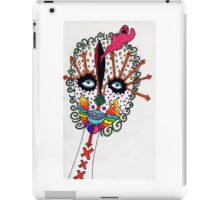 the brain ghost escapes iPad Case/Skin