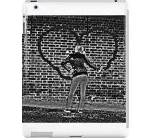 Graffiti Love iPad Case/Skin