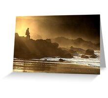 Oceano Nox. Greeting Card