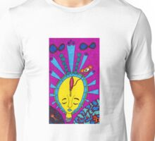 sewing up the hole in my head Unisex T-Shirt