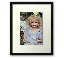 Little Fairy. Framed Print