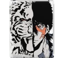 xanxus from reborn iPad Case/Skin