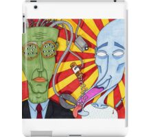 (Give me liberty or give me) Baker Act iPad Case/Skin